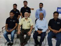 Imtiaz Rastgar Chairman Rastgar Group with Sakoon Pneumatics Team at Wah office